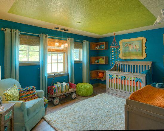 Interesting Unisex Baby Room Themes Unisex Baby Eclectic Kids - unisex bedroom ideas