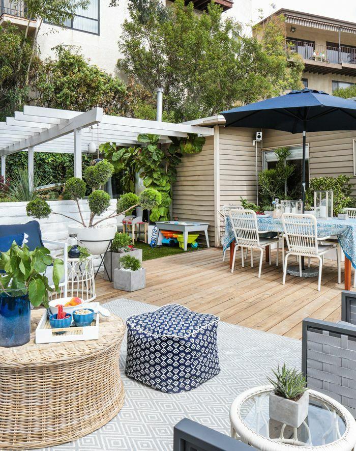 terrasse gestalten terrassengestatung ideen terrasse einrichten - ideen terrasse gestalten