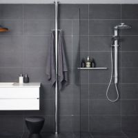Floor To Ceiling Towel Radiator | Integralbook.com