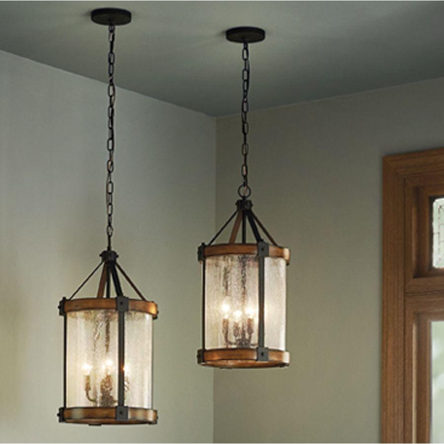 Shop Kichler Lighting Barrington 12.01