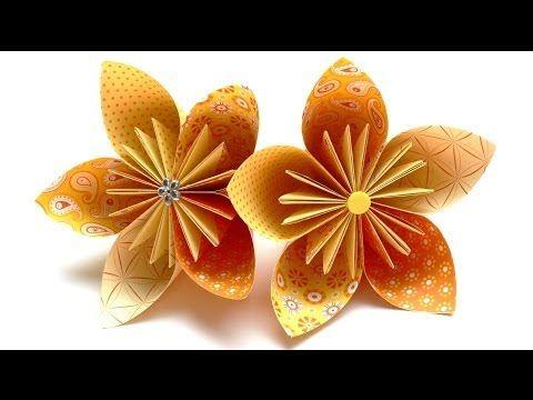 Blumen Falten | Hairstylish.Info