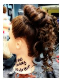 Victorian era hairstyle | Research for The Chairs ...