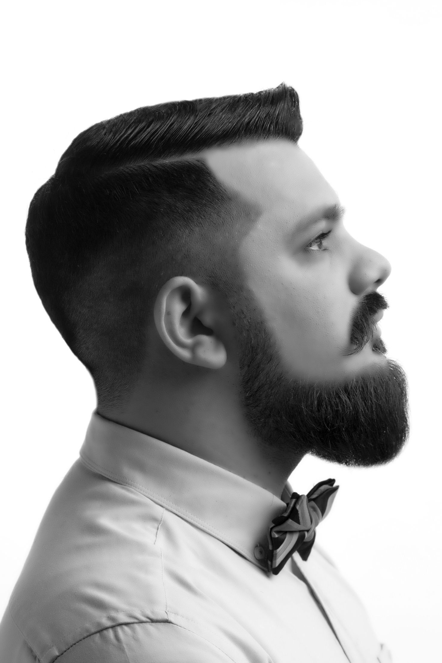 Coiffure Homme Plus Barbe Profil Coiffure Homme Et Taille De Barbe By Laura Cihuelo