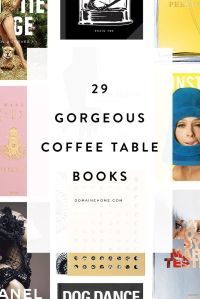 29 Gorgeous Art and Fashion Coffee Table Books | Coffee ...