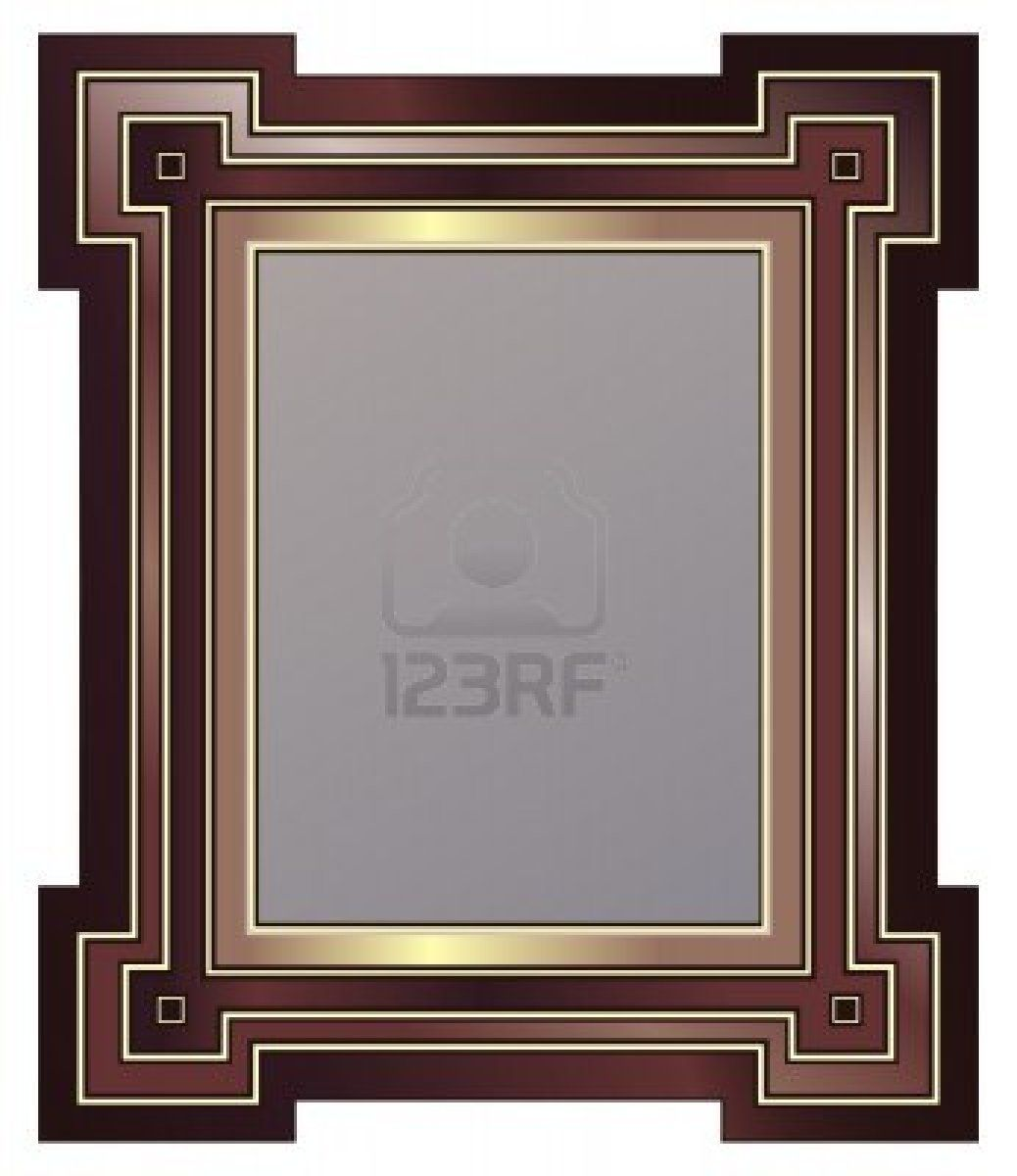 Photo Art Deco Art Deco Style Picture Frame The Great Gatsby