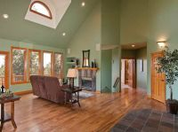 decorating ideas for vaultedceilings   Vaulted Ceiling ...