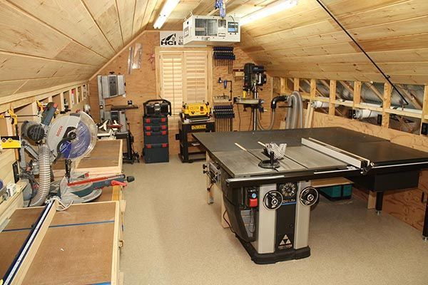 woodshop+ideas Workshop Design u2013 Layouts \ Tips for Unique - home workshop ideas