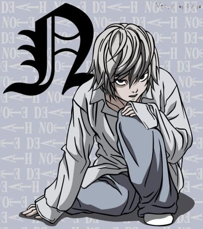 N - Death Note (955x1074) | Anime - Death Note | Pinterest | Death note, Death and Note