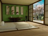 Elegance of Japanese Bedroom Interior Design | Asian Style ...