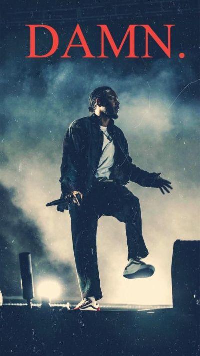 Kendrick Lamar. Album : Damn (iphone wallpaper)   rappers   Pinterest   Kendrick lamar ...
