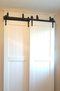 Bypass barn door hardware easy to install canada | Hanging ...