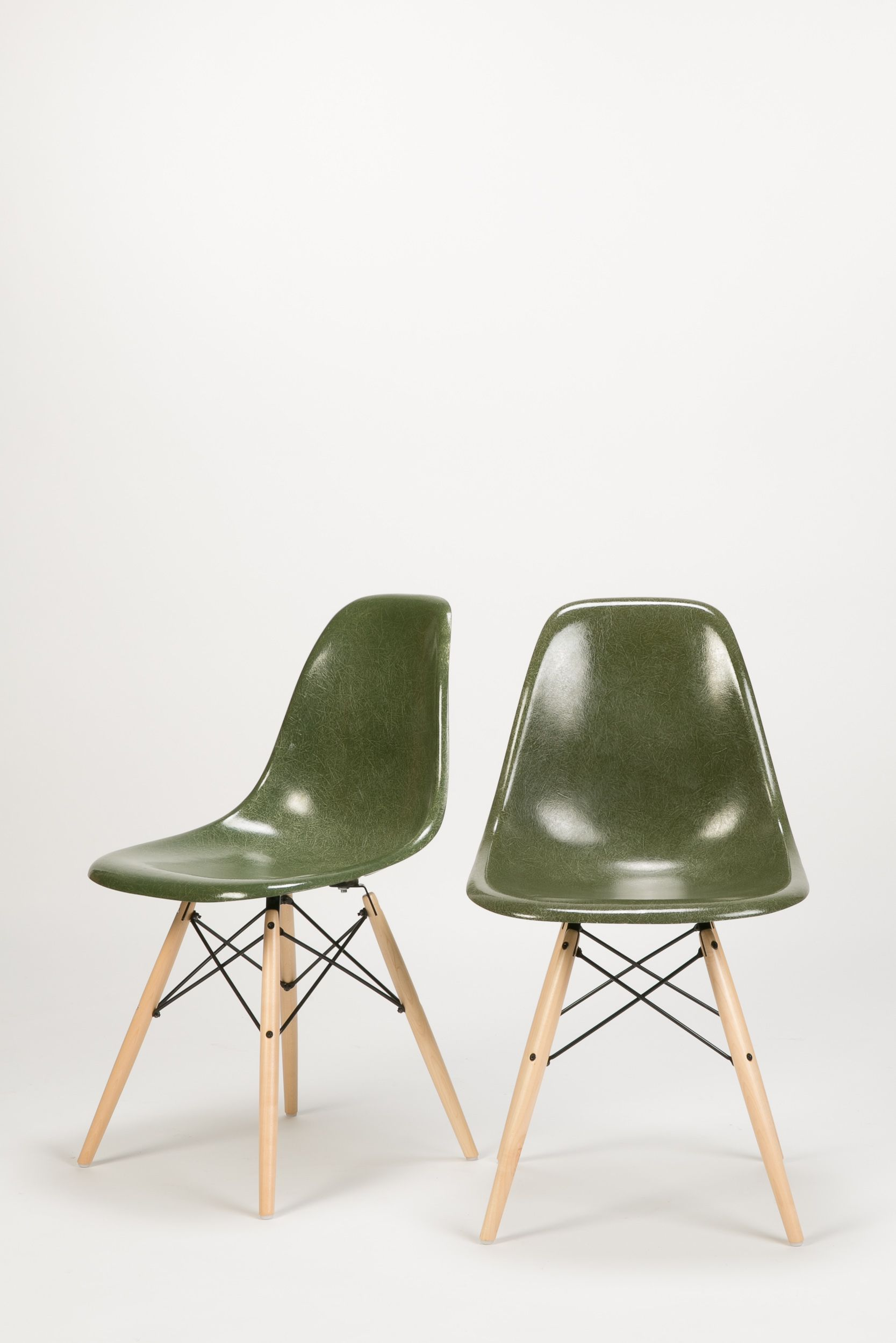 Sedia Vitra Dkr   La Sedia Dsw Vitra Dining Height Side Chair Wood Fa