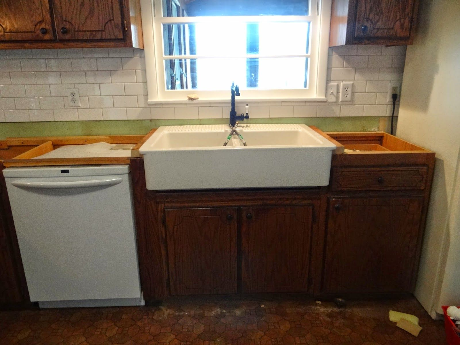How To Install Ikea Countertops One Project At A Time Diy Blog Installing An Ikea