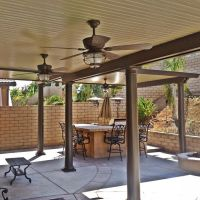 DIY Alumawood Patio Cover Kits, Shipped Nationwide | Solid ...