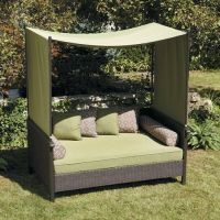 Walmart Outdoor Furniture | Providence Outdoor Day Bed ...