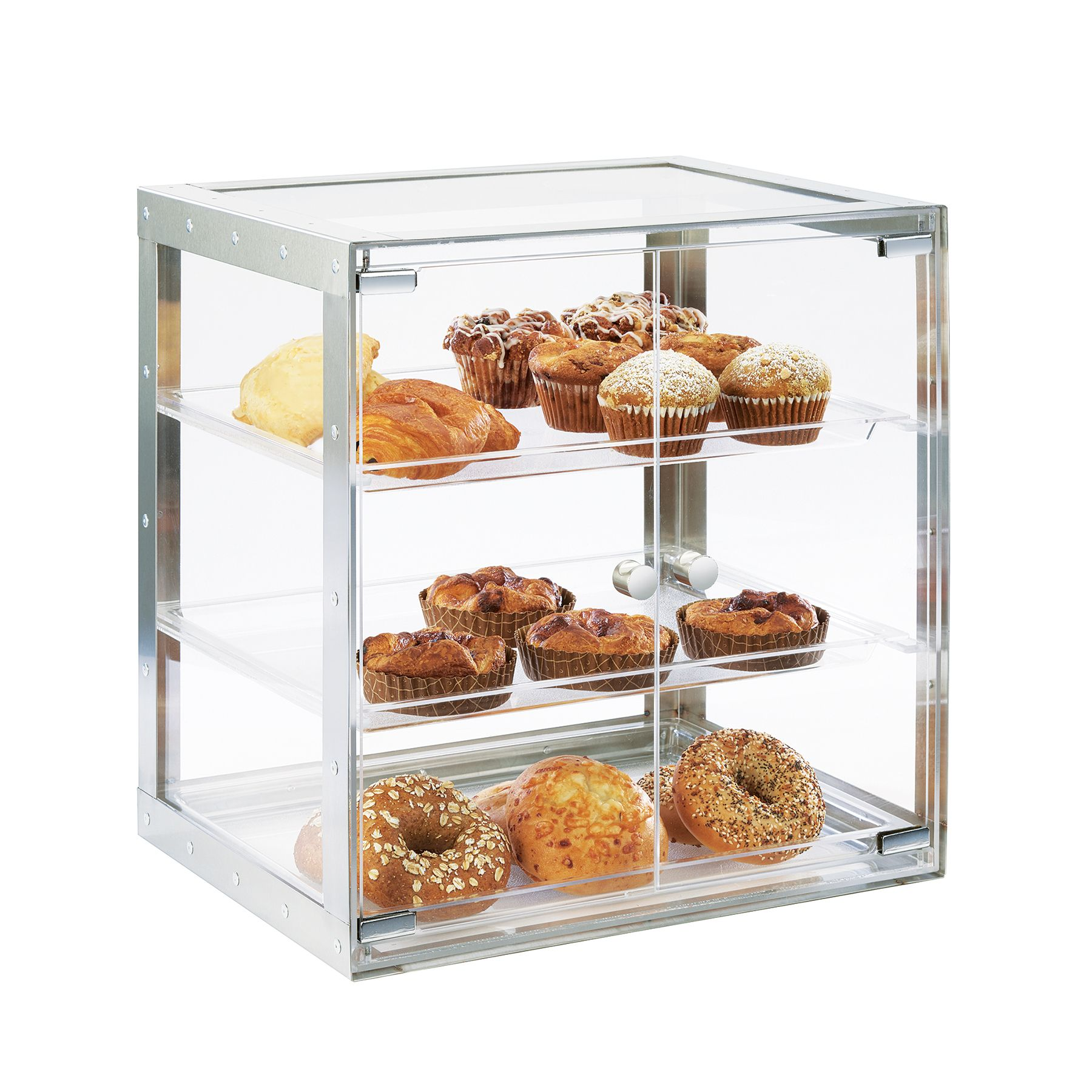 Countertop Bakery Case Urban Case Display Item 3413 55 And 325 13 12 Dual Front