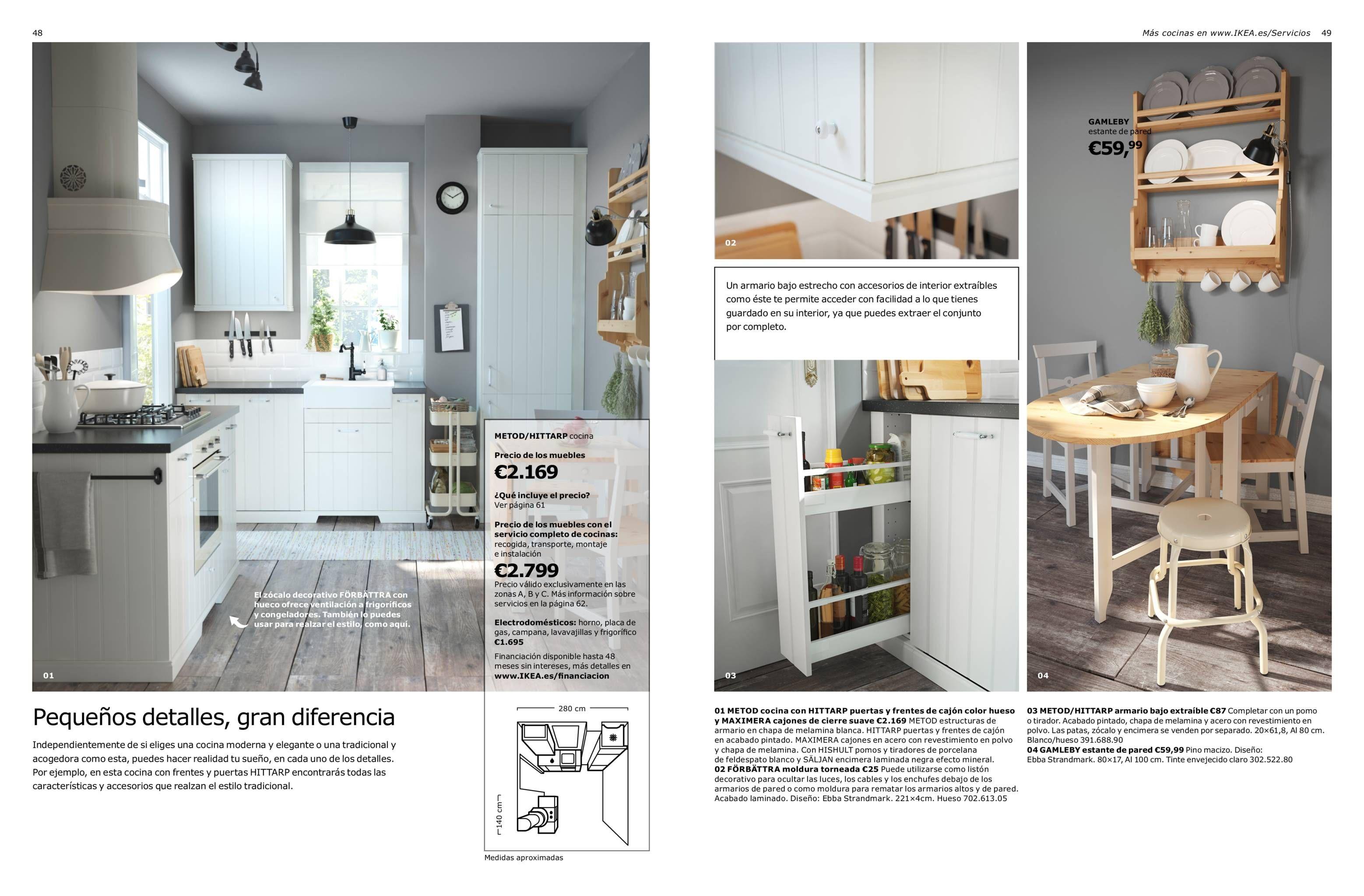 Image Of Mueble Bajo Cocina Aki Armario bajo puerta para cocina en ...