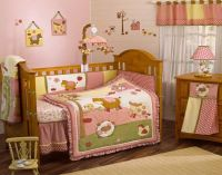Farm animal crib bedding so cute! | My house will have all ...