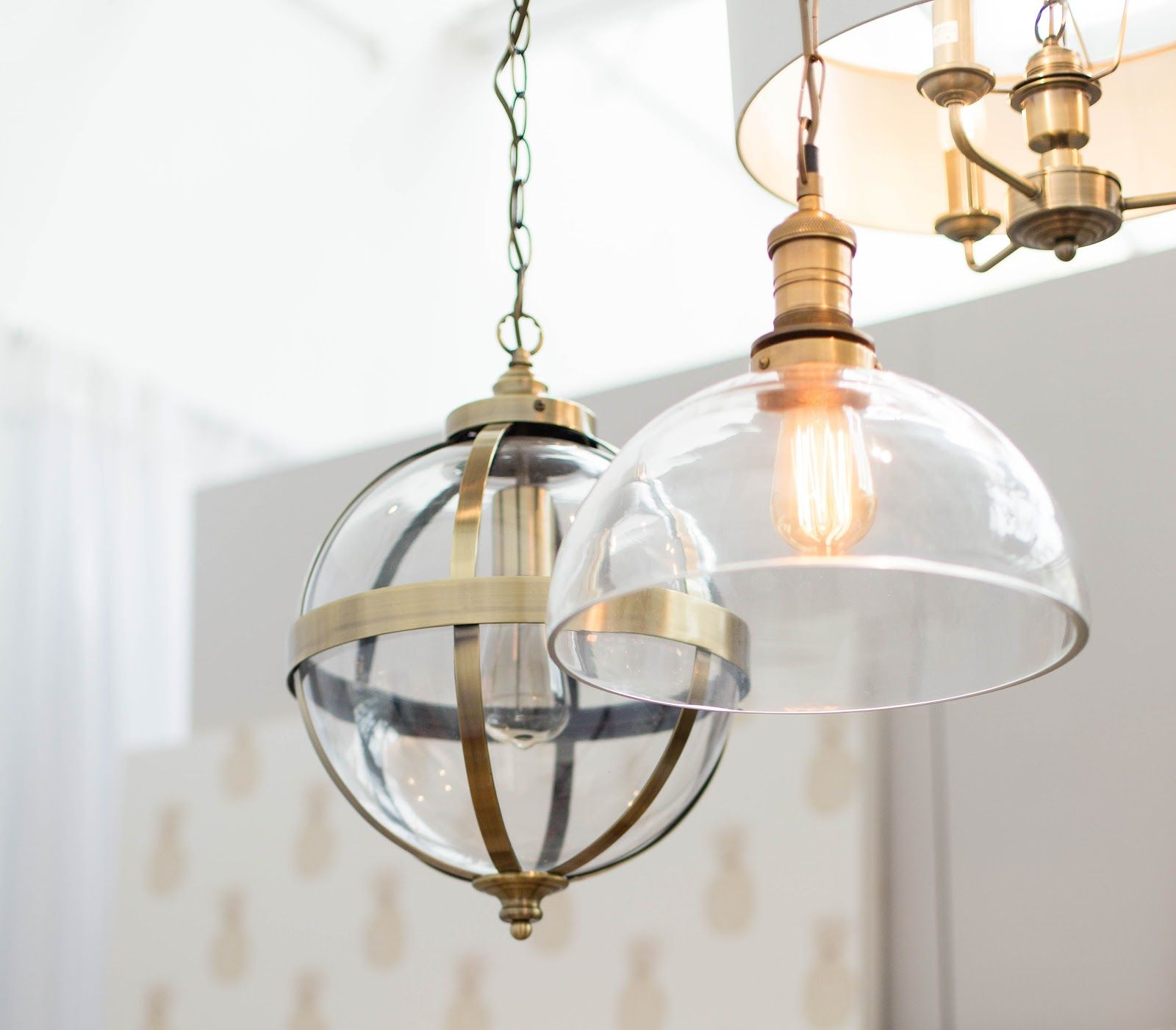Industrial Chic Lighting Laura Ashley Press Show Aw16 Industrial Lighting Chic