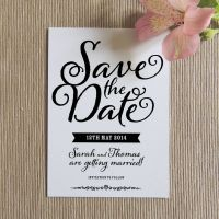 Enchanted Save The Date Baby Shower Postcards on Baby ...