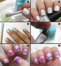Cool Easy Nails | www.imgkid.com - The Image Kid Has It!