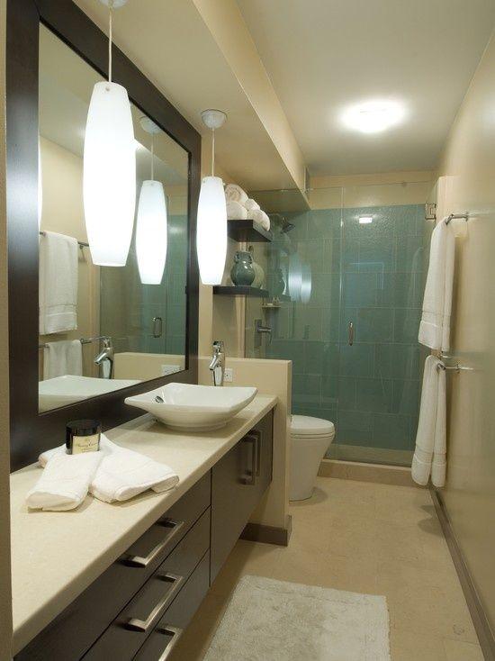 kmph840 - A Whole Bathroom Design and Inspirations Ideas - narrow bathroom ideas