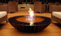 Beautiful Coffee Table / Indoor Fire Bowl | For the Home ...