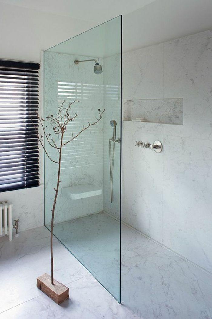 Inspiration für Ihre begehbare Dusche u2013 u201eWalk-Inu201c-Style im Bad - badezimmer nur mit dusche