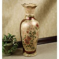 Elysian Blooming Floor Vase | Urn, Porcelain and Decorating