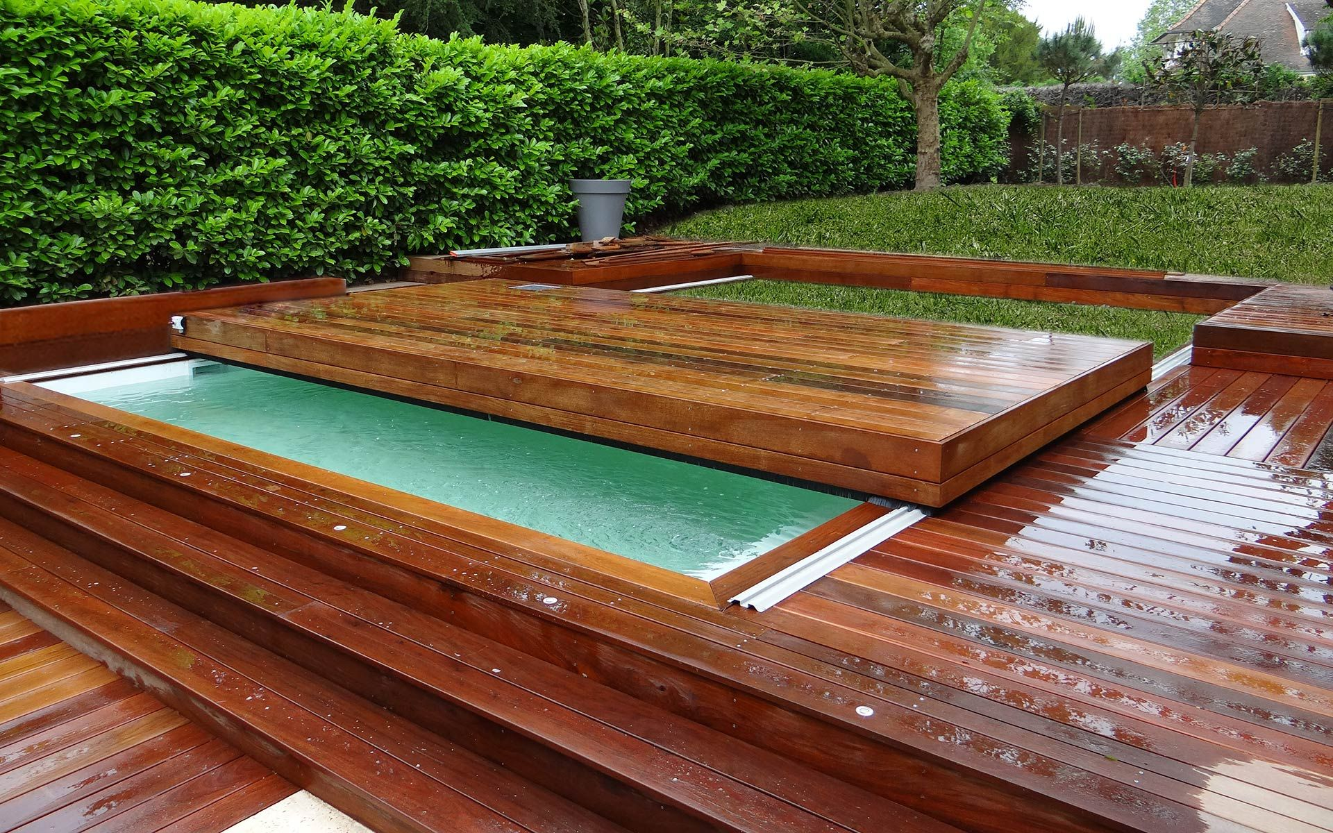 Abri Design Cover Abri De Piscine Et Terrasse Pool And Induced Info