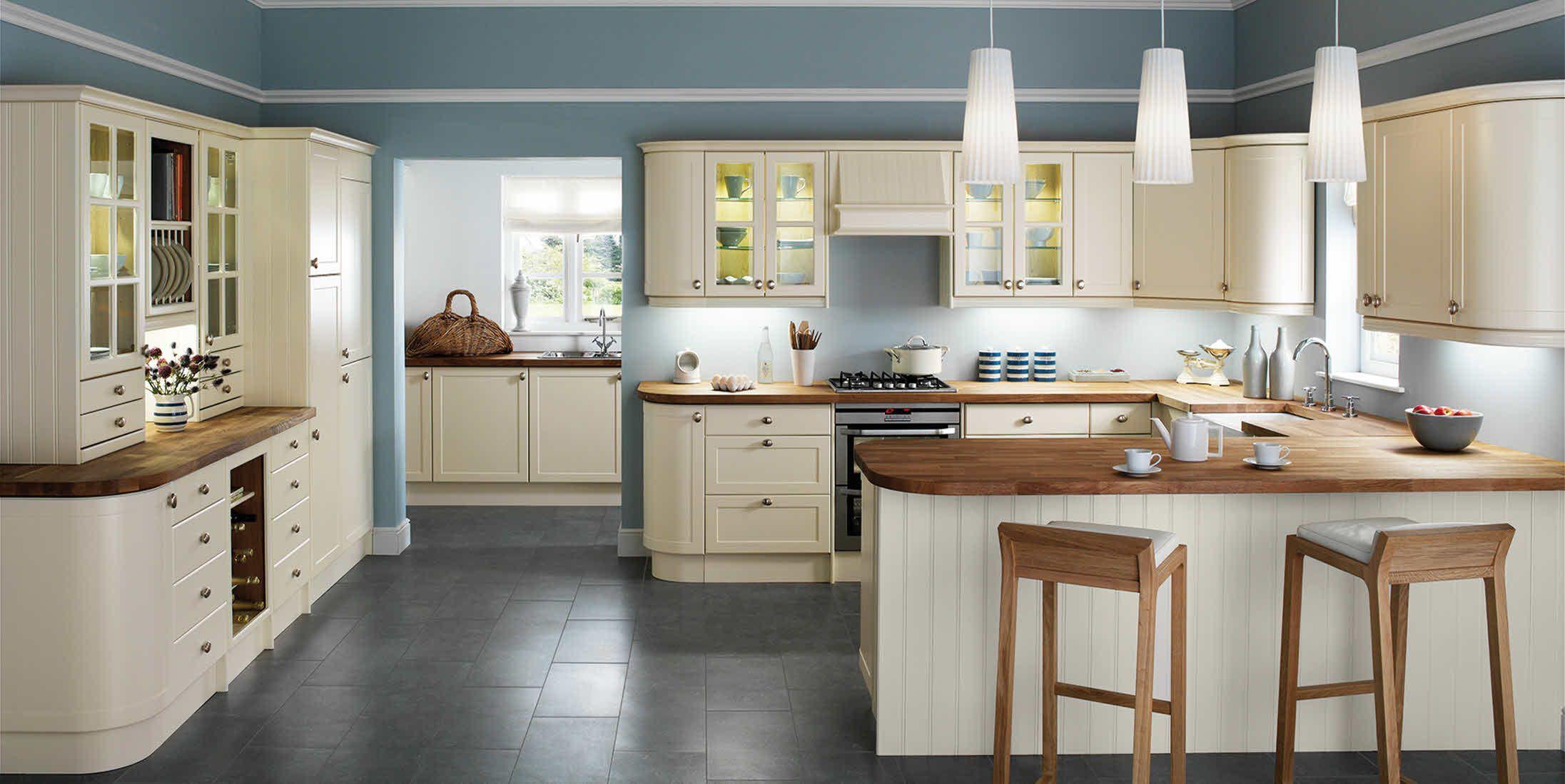 shaker kitchen cabinets Kitchen cabinets
