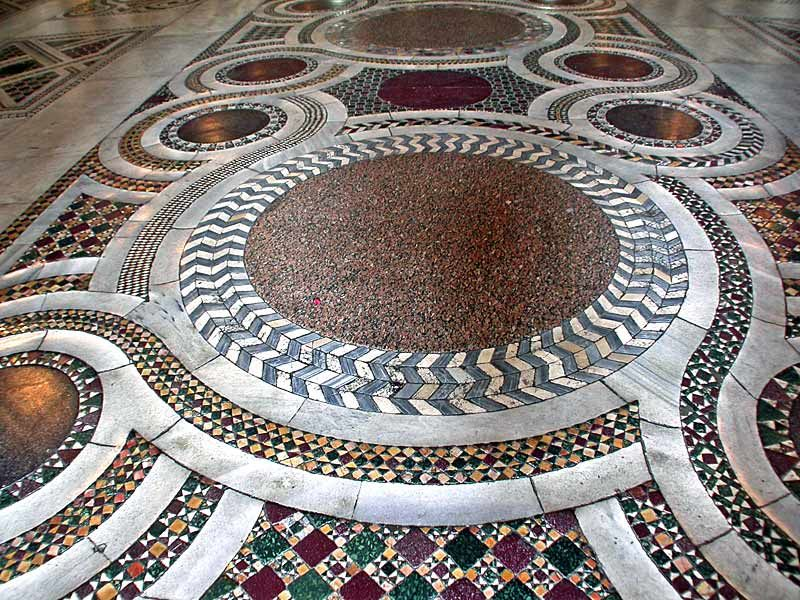 Basilica Of Santa Maria Maggiore Rome The Cosmatesque
