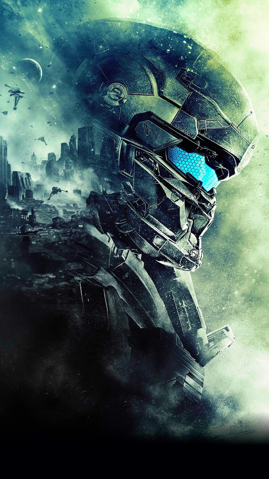 Halo 5 guardians est un jeu vid o de tir la premi re personne dit par