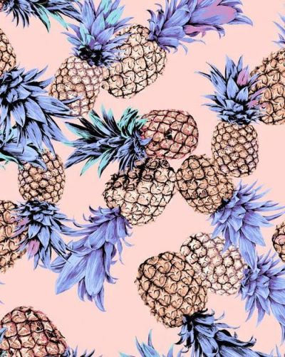 pineapple, wallpaper, and background image … | Pinteres…