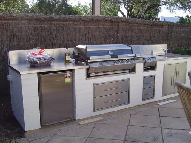 Outdoor Kitchen Cabinets Australia Outdoor Kitchen | Australian Outdoor Kitchen Designs