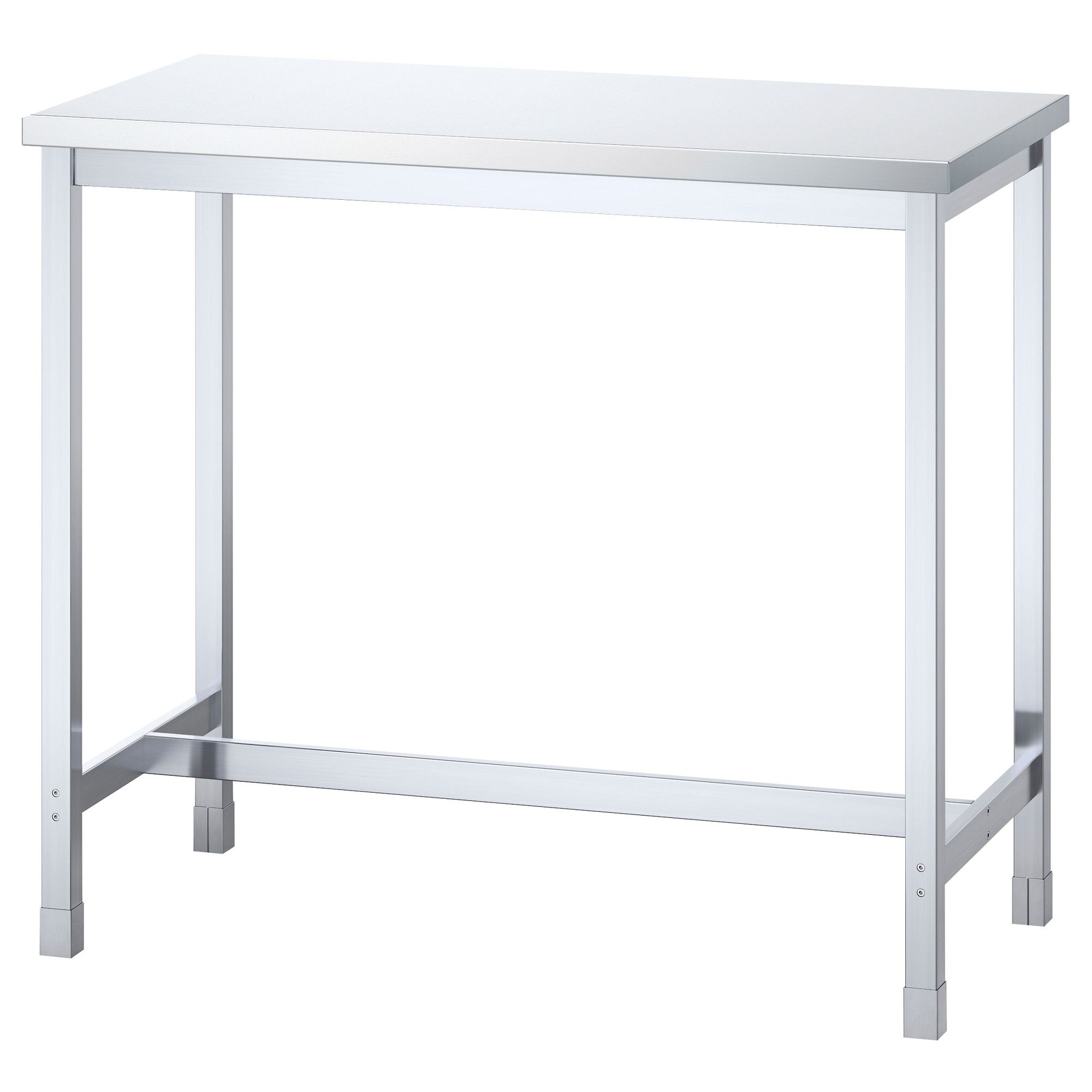 Table Bistrot Inox Ikea Utby Bar Table Stainless Steel Ikea For Dan 39s Desk