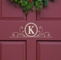 Best 25+ Front door monogram ideas on Pinterest