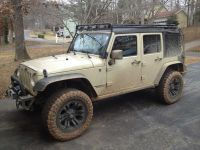 gobi stealth rack jk | Jeep | Pinterest | Roof rack and Jeeps