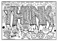 Free Graffiti Coloring Page | Adult Coloring Pages ...