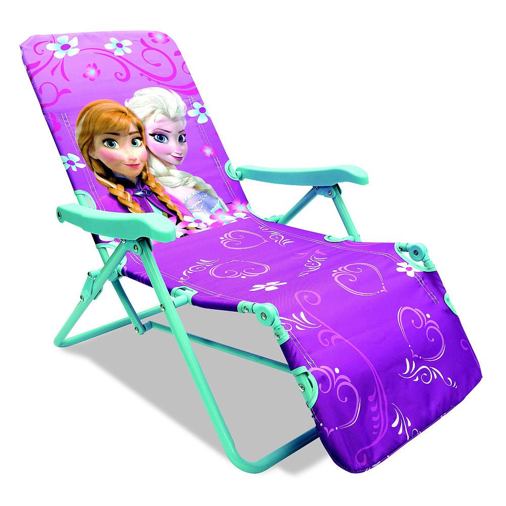 Disney frozen lounge chair kids only toys