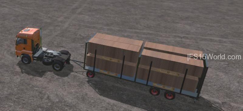 Pallet Transport Trailer Http Fs15world Com Trailers