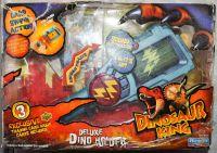 Dinosaur King Deluxe Dino Holder Card Swip with Lights ...