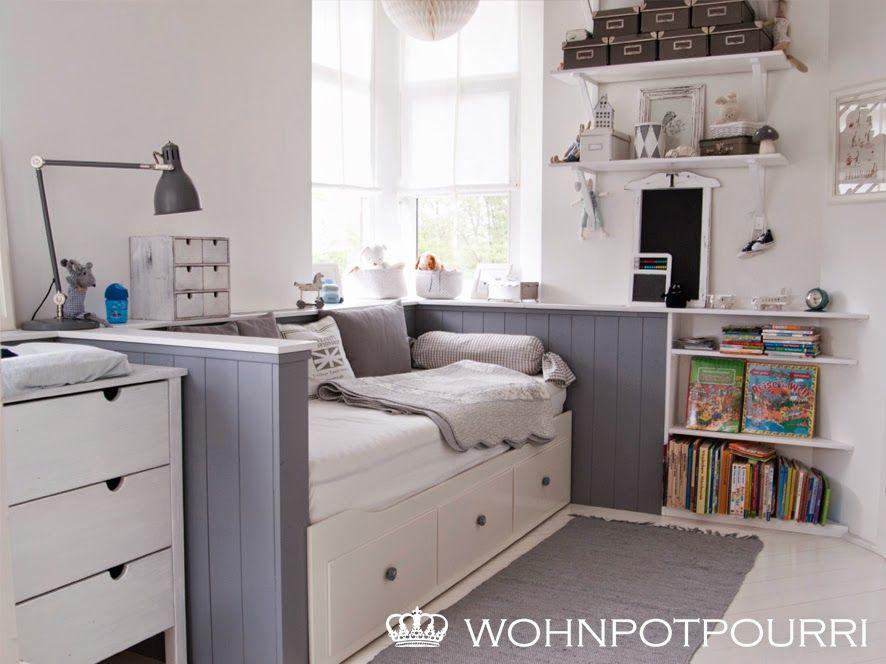 Die besten 25+ Ikea hemnes tagesbett Ideen auf Pinterest Hemnes - ikea online babyzimmer