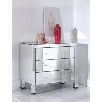 mirror dresser | Home  French Furniture  Mirrored ...