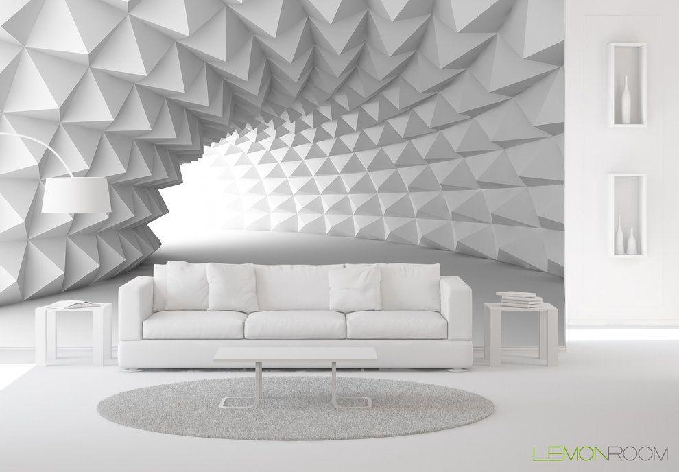 Deco Wallpaper 3d Wnętrza Fototapety 3d Fototapeta 3d Od Lemonroom Pl