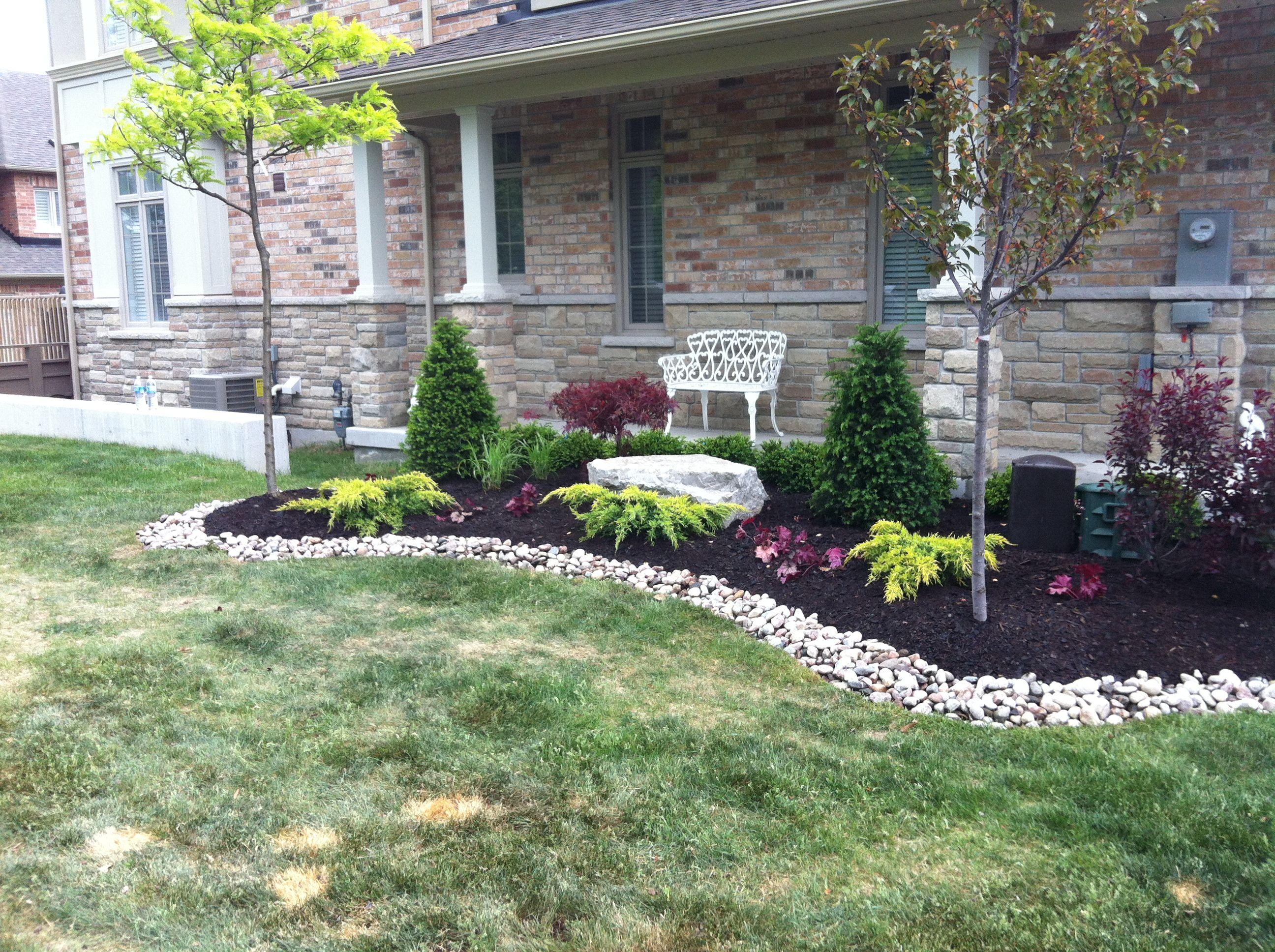 Low Maintenance Flower Bed Planting Ideas Pinterest