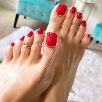 27 Gorgeous Toe Nail Design Ideas | Toe nail designs ...