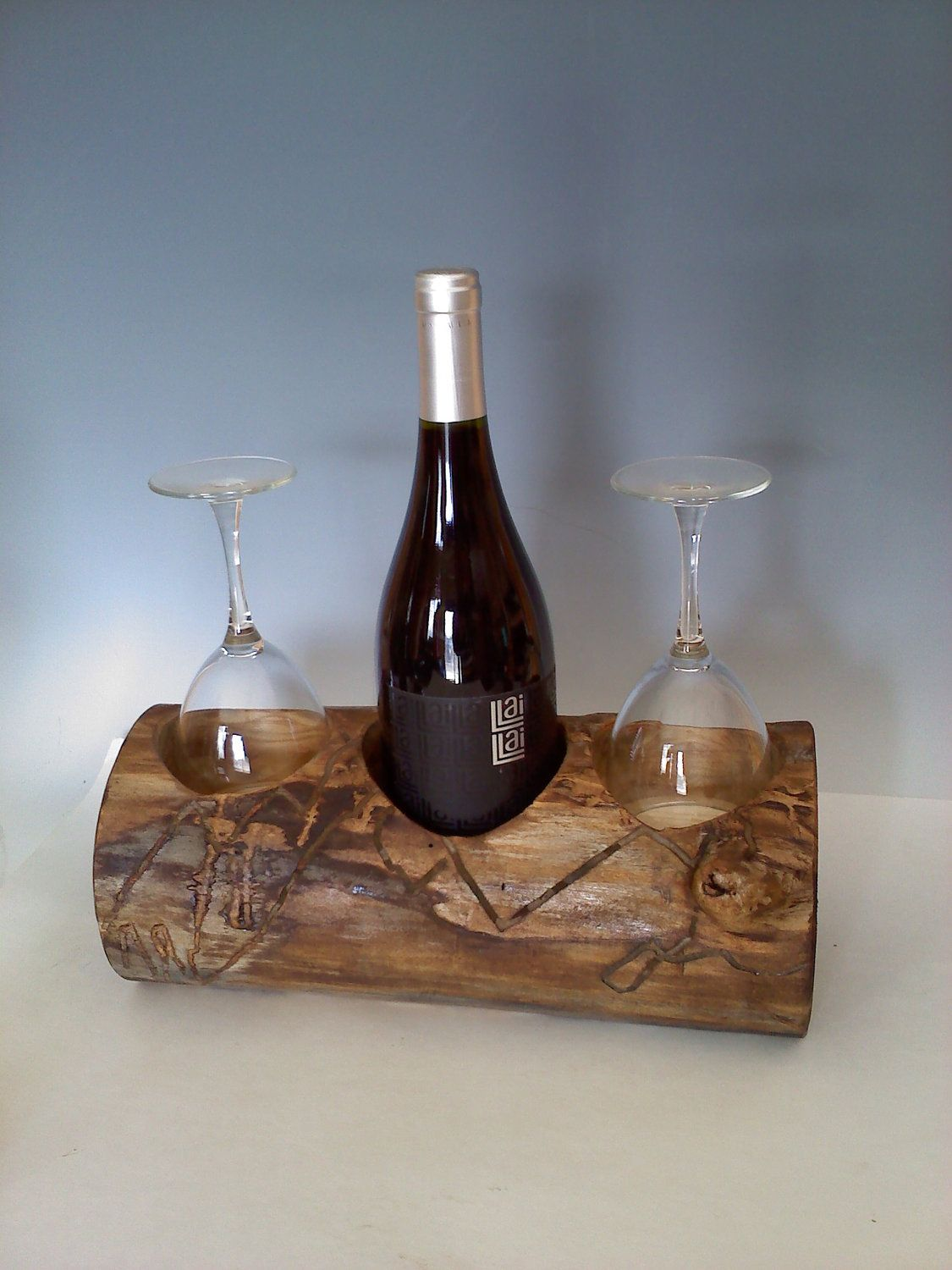 Funny Wine Bottle Holders Rustic Wine Rack Great Wedding Gifts Glasses And Beaches