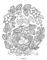 Try out the adult coloring book trend for yourself with ...