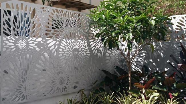 Moderner Sichtschutz für den Garten - 20 tolle Ideen Einrichtung - tolle ideen fur den garten